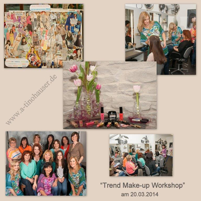 03/2014 Trend-Make-up-Workshop