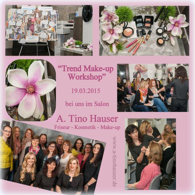 19.03.2015 Trend-Make-up-Workshop