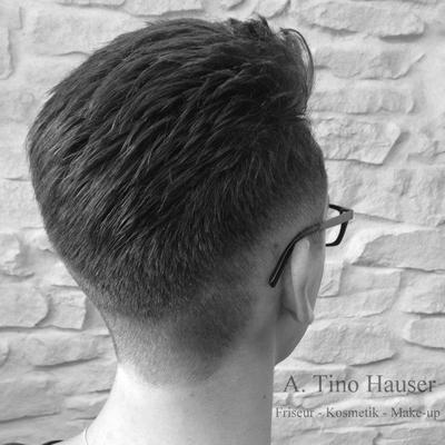 Männer Haarschnitt