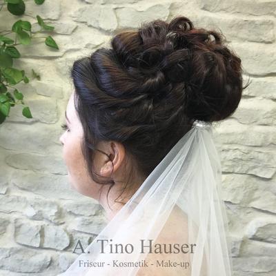 Friseursalon A Tino Hauser Brautfrisuren