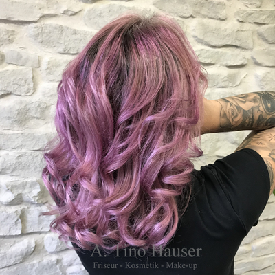 Pastell-purple