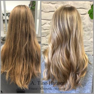 Blond-balayage-straehnen-highlights-langehaare