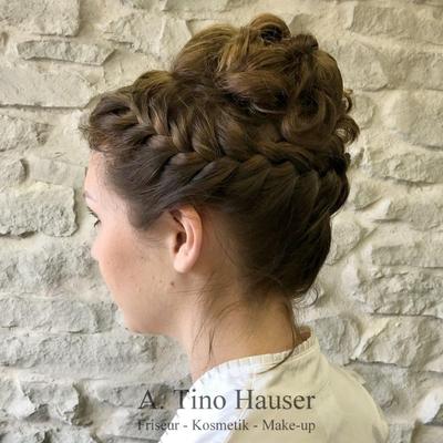 Friseursalon A Tino Hauser Steck Flechtfrisuren
